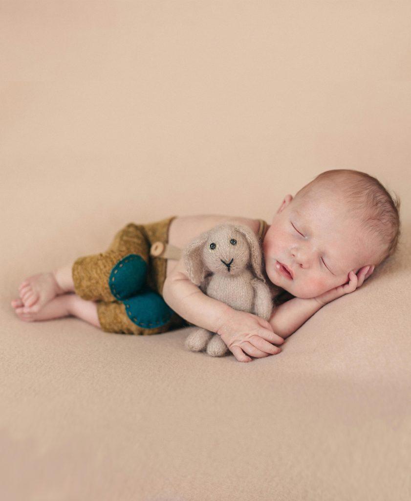 Doteková terapie pomáhá i drobkům. Novorozenci, kojenci a batolata.