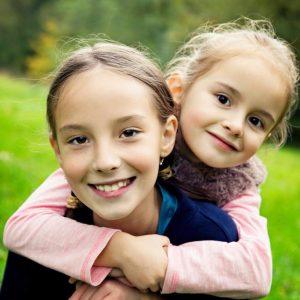 Doteková terapie pro děti - on-line kurz.